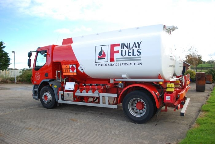Rigid Fuel Tankers | Products | Maine Group