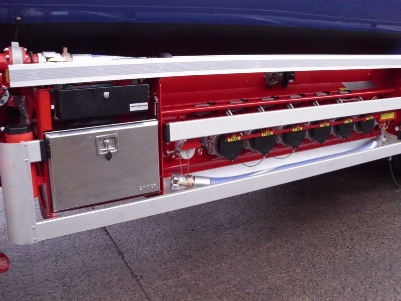 Semi Trailer Fuel Tanks | Products | Maine Group